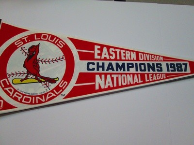 1987 NL EAST CHAMPS CARDS