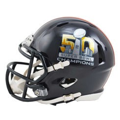 Super Bowl 50 Champions Mini Helmet