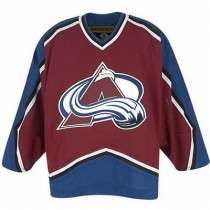 Old Replica Avalanche Blank Jerseys
