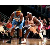ANTHONY, Carmelo and JAMES, Lebron