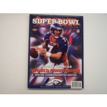 1998 SB XXXII BRONCOS COMMEMORATIVE EDITION