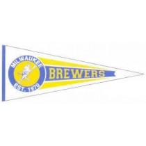 Milwaukee Brewers--1970 (Throwback)