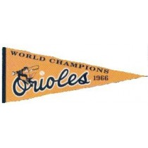 Baltimore Orioles--1966 Champs (Throwback)