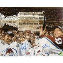 ROY, Patrick/BOURQUE, Ray (Framed)