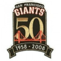 50th Season of San Francisco Giants