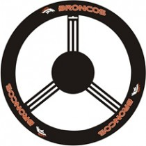 Bronco Steering Wheel Cover