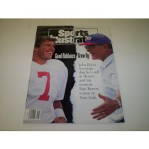 John Elway Sports Illustrated--8/2/93