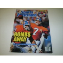 John Elway Sports Illustrated--9/21/87