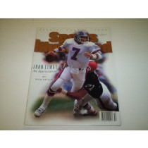 John Elway Sports Illustrated--12/30/96