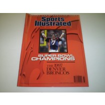 John Elway Sports Illustrated--2/4/98 (Commemorative Issue)