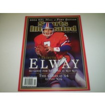 John Elway Sports Illustrated--8/4/04 (Elway Tribute Edition)