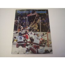 USA Olympic Hockey Team--3/3/80
