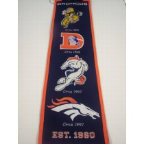 Bronco Heritage Banner