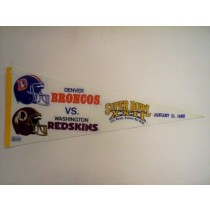 1988 SB 22 VS-REDSKINS (White)