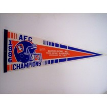 1986 AFC WEST CHAMPS (Super Bowl Location)
