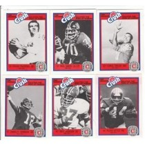 1987 Orange Crush Ring of Fame