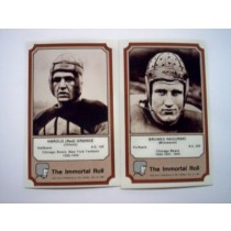 1974 Fleer HOF Immortals