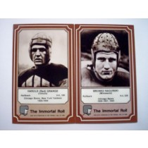1975 Fleer HOF Immortals Set