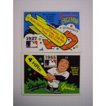 1970 Fleer World Series