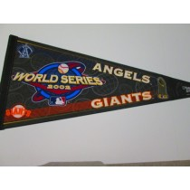 2002 WS GIANTS vs ANGELS