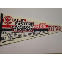 1988 AL EAST CHAMPS w/roster