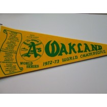 1972-73 A'S CHAMPS
