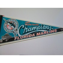 1997 WS CHAMPS MARLINS reg
