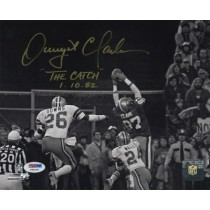 "CLARK, Dwight ""The Catch"" (Framed)"