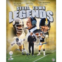 ''STEEL TOWN LEGENDS'' (Noll, J. Greene, Bradshaw)
