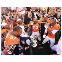 Broncos Celebration 2014 AFC Championship game