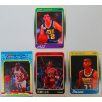 1988-89 Fleer (w/ Sticker Set)