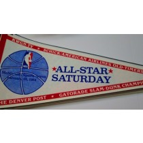 1984 ALL-STAR SATURDAY W/SPONSORS