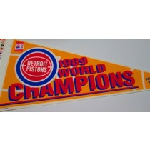 1989 CHAMPS PISTONS
